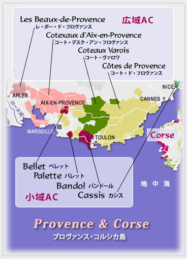 Map-Provence